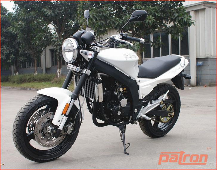 мотоцикла патрон